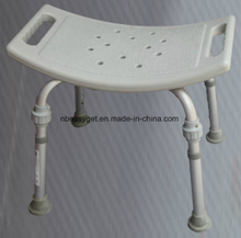 Adjustable Height Bath and Shower Seat Top Rated Shower Bench Lightweight Shower Stool Shower Chair Shower Bench Bathing Bench