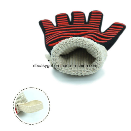 Silicone Heat-Resistant Grill Gloves for BBQ, Grill, Cooking ESG10289