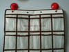 Non Woven Bag 25 Grid Storage Bag Organizer Wall Door Closet Hanging Storage Bag
