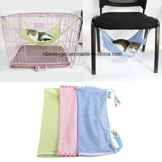 Breathable Air Mesh Pet Cage Hammock Bed Pet Cage ESG10048