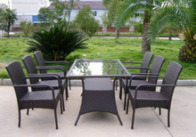 Rattan Dining / Outdoor Furniture / Wicker Furniture (GET1618)