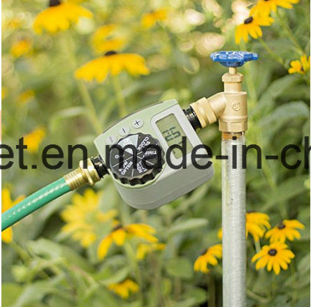 Digital Watering Timer Single Outlet Faucet Hose Bib Timer ESG10322