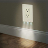 Outlet Wall Plate LED Night Lights Installs in Seconds ESG10444