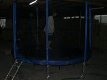 10ft Trampoline / Trampoline With Enclosure